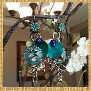 Jewelry - NEW  Boho Vintage Dangle